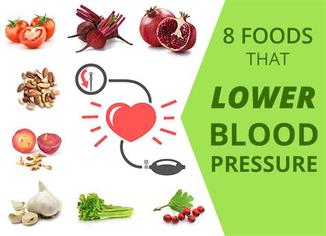 8 Foods That Will Lower Your Blood Pressure by 8 Foods Clinically Proven To Lower High Blood Pressure