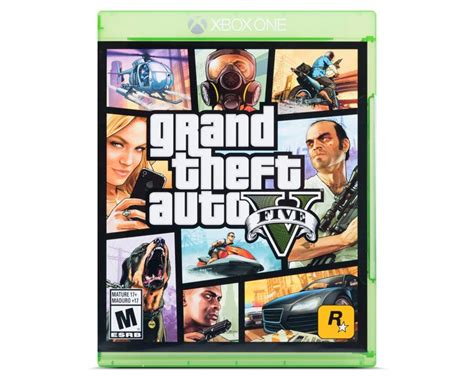 Xbox One Gta V grand theft auto v para xbox one 2727543 coppel