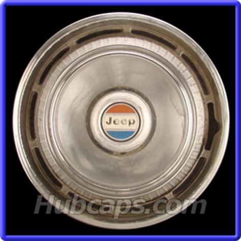 Jeep Hubcaps Jeep Cj Series Hub Caps Center Caps Wheel Covers