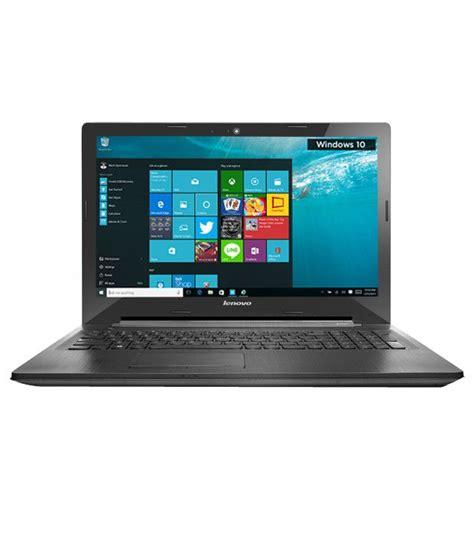 Laptop Lenovo Ram 4gb Amd lenovo g50 45 notebook 80e3022bih amd apu e1 4gb ram