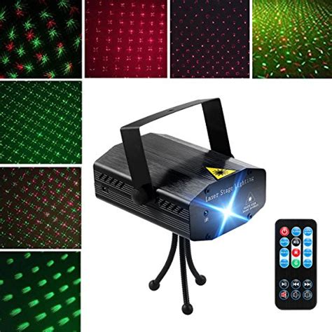 Projector Mini Glitz led projector laser lights blingco mini auto flash rgb led stage lights sound activated for dj