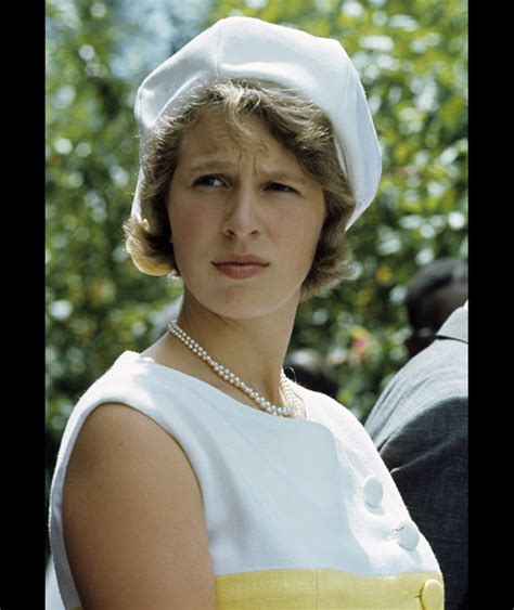 princess anne princess anne while on holiday in jamaica 1966