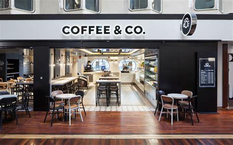 coffee company new brand identity for coffee co by bond bp o