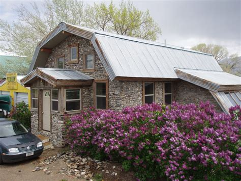 passive solar cordwood homes cordwood home april magill 35 house photos with stone clad design