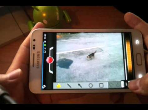 tutorial android camera video tutorial android camera slowmotion come usare video
