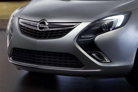 opel zafira 2014 2014 opel zafira redesign top auto magazine