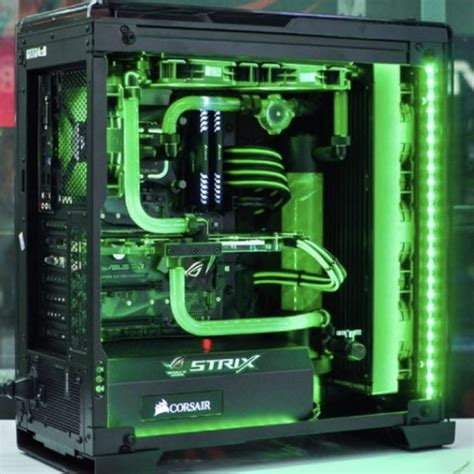 Water Cooling Costum custom water cooled pc electronics computer parts