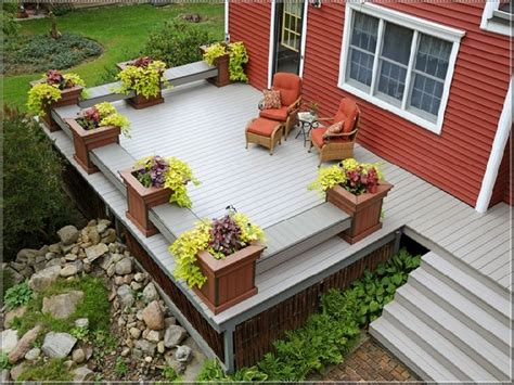 deck planter bench deck planter boxes bench plans decks pinterest bench plans planters and decking