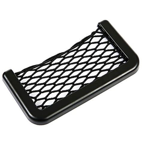 porta mini auto auto borsa a rete portaoggetti per auto universale porta