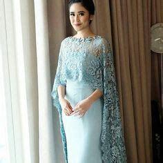 Kaftan Brukat inspirasi kebaya kutubaru dress dll kebayadandress dress kutubaru longdress minidress
