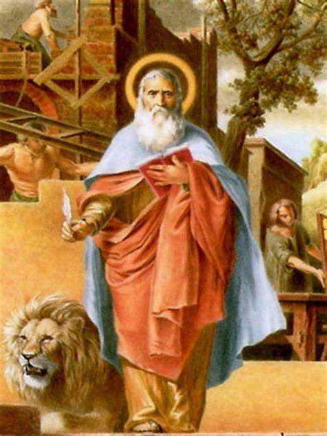 oracion  san marcos de leon contra los enemigos