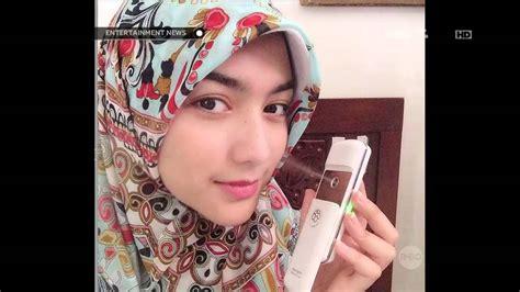 tutorial hijab segi empat citra kirana tutorial hijab ala citra kirana youtube