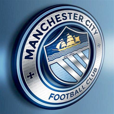 seen in manchester city centre today...(new badge hint) : mcfc