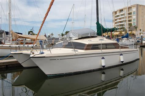 prout quest catamaran for sale 1983 prout quest catamaran sail boat for sale www