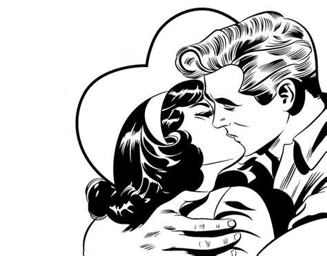 giochi si baciano a letto disegno di coppia si baciano da colorare acolore