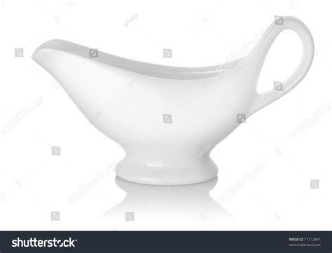 gravy boat music gravy boat isolated on white background stock photo
