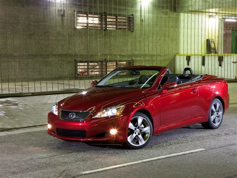 lexus convertible 2010 2010 lexus is convertible car wallpaper 03 of 36