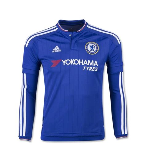 Chelsea Home 1516 chelsea 15 16 ls youth home jersey 1faft5clq7 163 17 00 all leaked and official 17 18 shirts