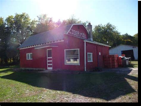 Styx River Cabins by River Styx Cider Mill Some Of The Best Apple Cider