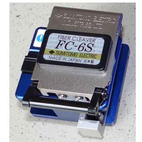 Fiber Cleaver Sumitomo Fc 6s qty
