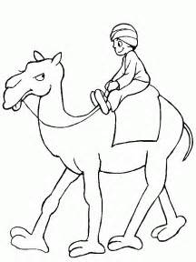 free printable coloring pages for free printable camel coloring pages for