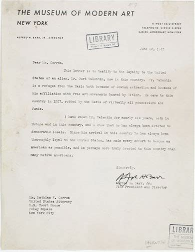 alfred h barr jr papers in the museum of modern art moma in search of moma s lost history uncovering