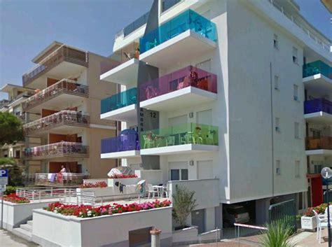 appartamento fronte mare bibione condominio ambra trilocale affitto vacanze bibione