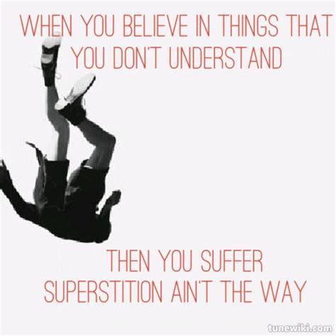 superstition testo 25 best ideas about stevie superstition lyrics on