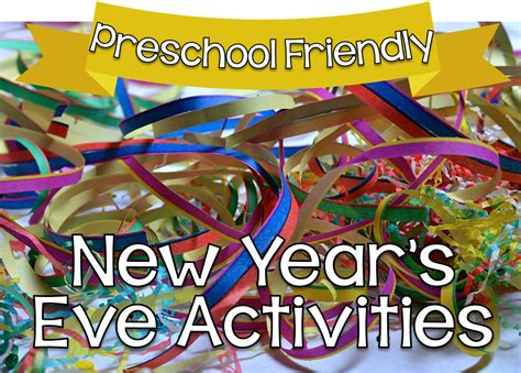 new year preschool preschool ponderings new year s activities for preschoolers