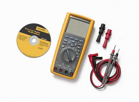 Multimeter Fluke 287 fluke 287 true rms logging multimeter digital circuit testers ireland