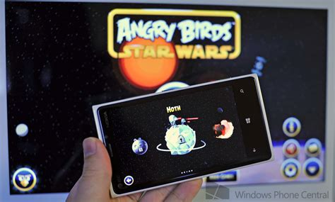 angry birds for windows phone lock screen angry birds star wars finally gets its hoth update for