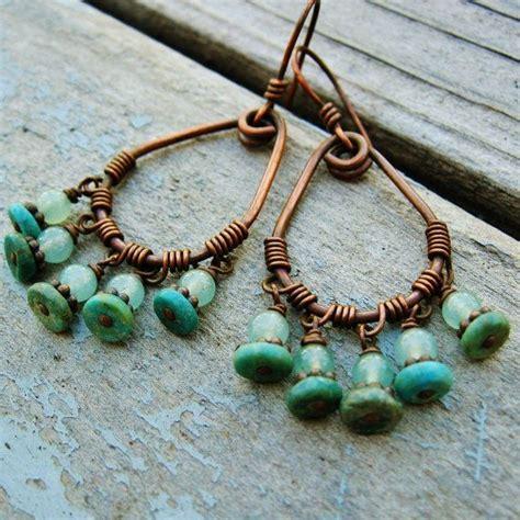 Handmade Jewellery Belfast - 104 best jewelry earrings wire work images on