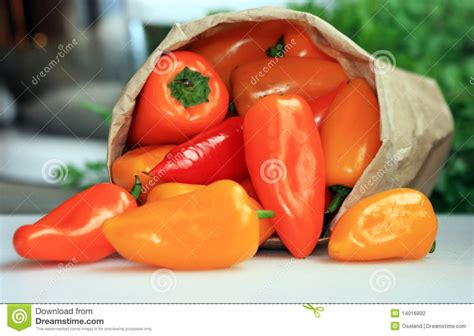 sweet peppers stock photography image 14016892