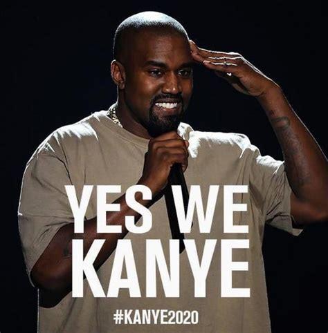 Kanye West Meme - kanye west memes support 2020 presidential bid page 2