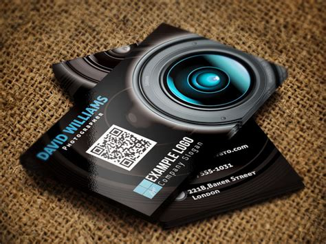 Photography Business Card Templates Free by Photographer Business Card Business Card Templates On