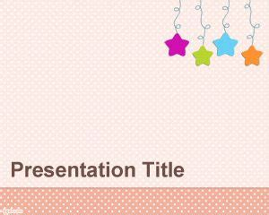 Free Baby Shower Powerpoint Template Free Baby Powerpoint Templates