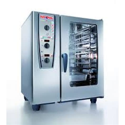 Oven Combi Rational rational scc101 electric combination oven electric