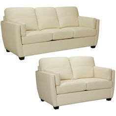 whitney modern ivory faux leather sofa and loveseat set whitney modern ivory faux leather sofa and loveseat set