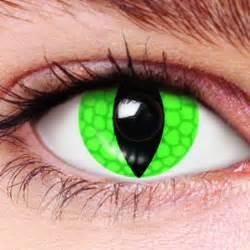 cat eye contact lenses