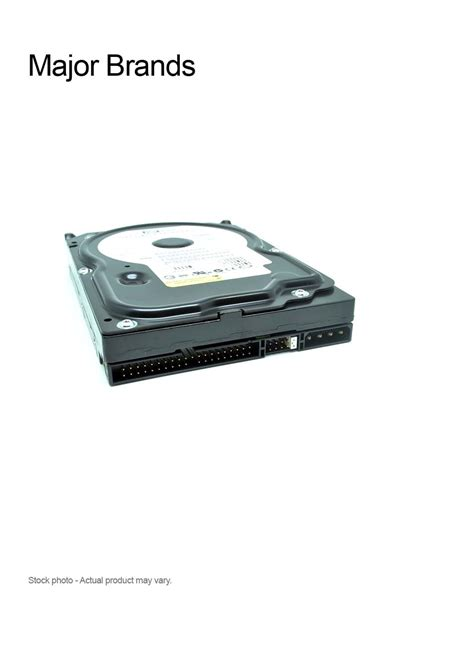 80gb Drive Ide by 80 Gb Ide Drive 3 5 7200 Rpm Various Brands Compupoint