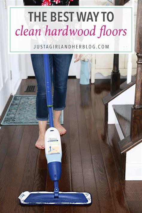 clean hardwood floors abby lawson