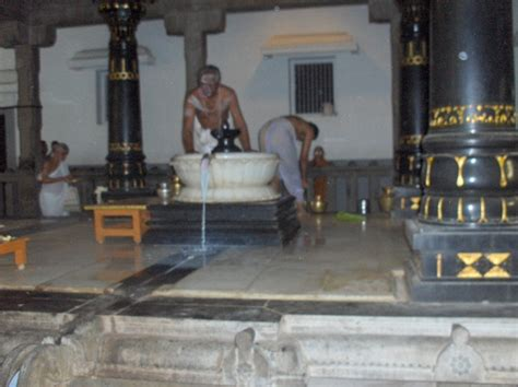 Shrine Of Amana Locked Door by Evening At Ramanasramam Part One Living In The Embrace