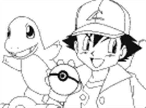 pokemon coloring pages dltk pokemon ash 1