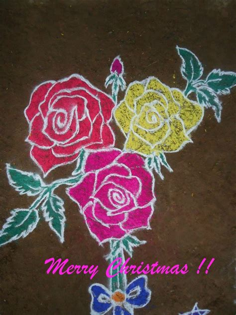 flower design muggulu sankranthi muggulu and mehandi designs rose flower