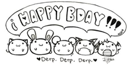 doodle ulang tahun contoh doodle nama simple sederhana yang mudah