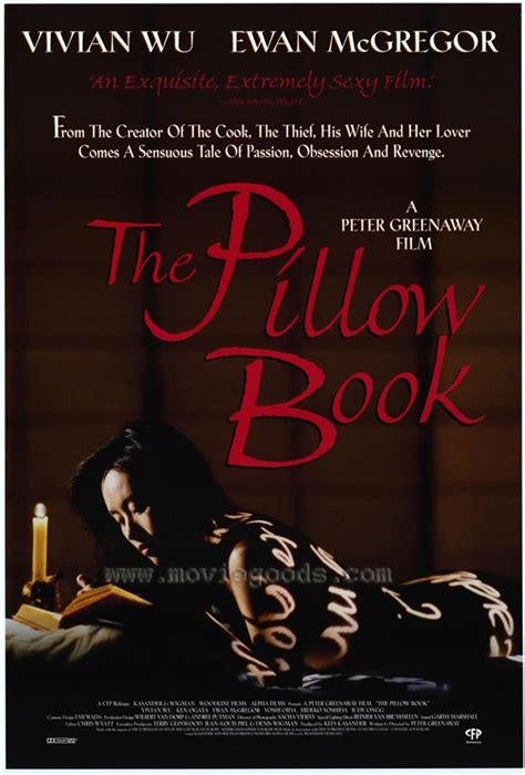 the pillow book greenaway to the