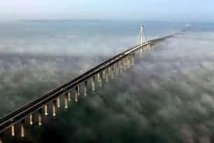 Qingdao Haiwan Bridge the ninja chronicles of ak most amazing amp scary bridges