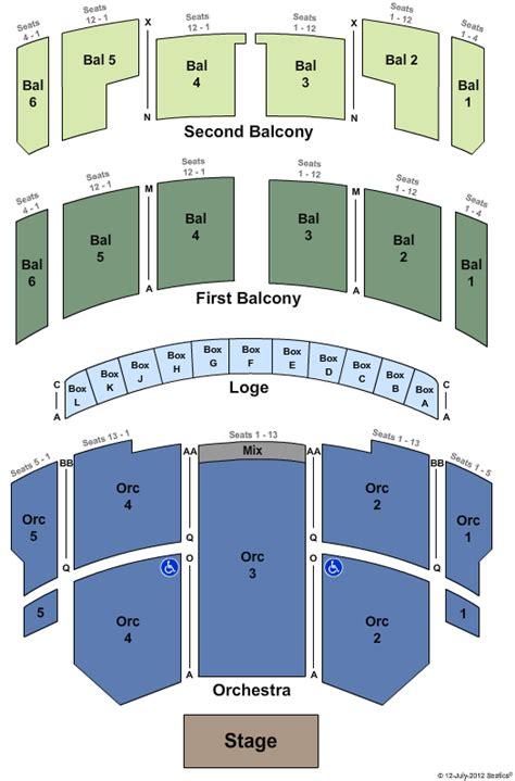 taft theatre cincinnati seating island medium tickets taft theatre seating chart