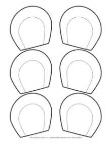 teddy ears headband template best photos of animal ears template printable ear shape