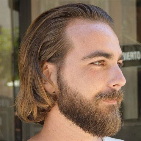 balding long haired mens hair styles 50 classy haircuts and hairstyles for balding men